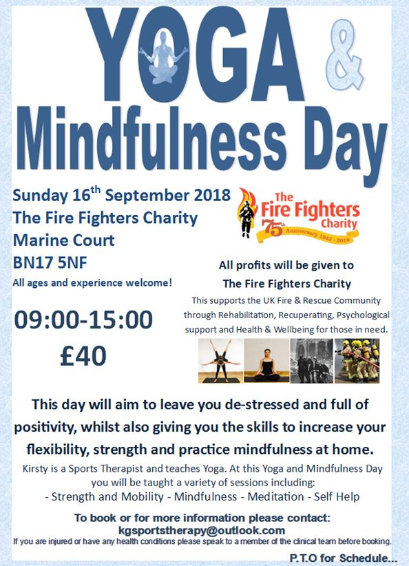 Mindfulness Day front